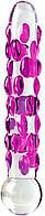 Фаллоимитатор стеклянный ICICLES NO 7 , фото 1