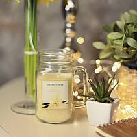 Свеча в стеклянной кружке Jar (ваниль) (IMP_25_VAN)