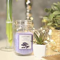 Свеча в стеклянной кружке Jar (лаванда) (IMP_25_LAV)