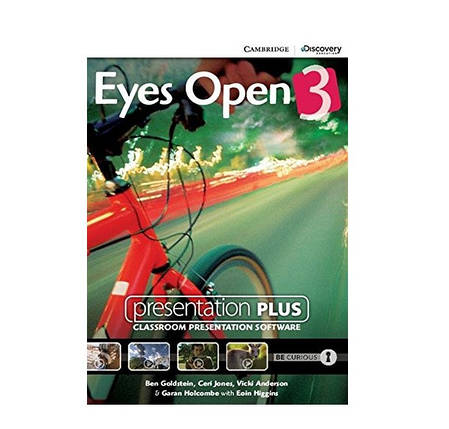 Eyes Open. Level 3. Presentation Plus DVD-ROM, фото 2