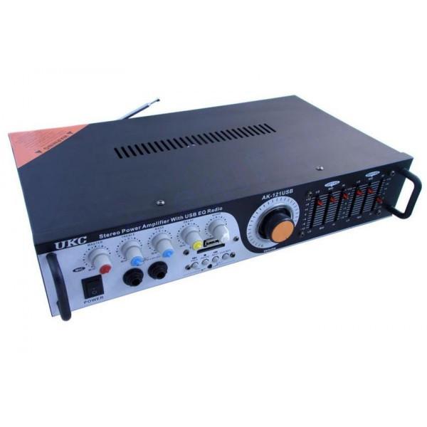 Усилитель звука UKC AMP-121 BT  Караоке