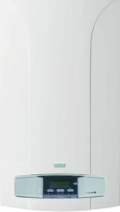 Котел газовый настенный BAXI LUNA-3 310 Fi, фото 2