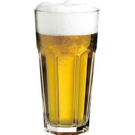 Стакан високий Pasabahce Casablanca для пива 670мл h17,7 см скло (52719/1)