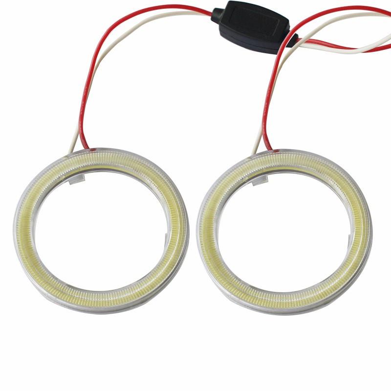 110 мм led-кольца в фару (ангельские глазки) суперяркие