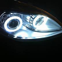110 мм led-кольца в фару (ангельские глазки) суперяркие, фото 3