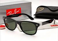 Солнцезащитные очки Ray-Ban RB4207 черный
