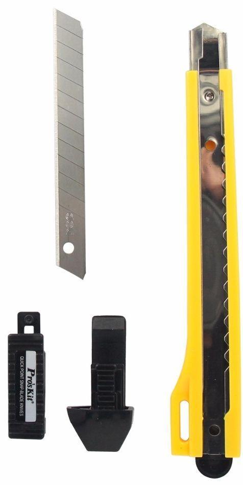 Канцелярский нож Pro'sKit PD-510