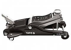 Домкрат гидравлический подкатной YATO 2 т 89-359 мм YT-1720