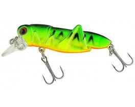 Воблер Jaxon Atract Hooper 4,5cm,  цвет A, вес 4,5g, загл. 0,3 - 0,6m плавающий