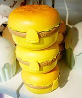 Ланчбокс Гамбургер Турция  АК 384 Akay Акай  ланч бокс контейнер, фото 1