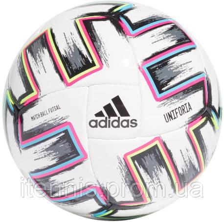 Мяч для футзала Adidas Uniforia Euro 2020 Pro Sala