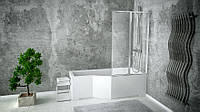 Акриловая ванна Integra 150х75 (правая) Besco PMD Piramida