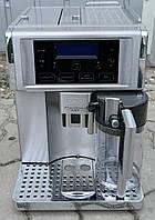 Кофеварка кофемашина Делонги Delonghi ESAM 6750 PrimaDonna Avant с молочником