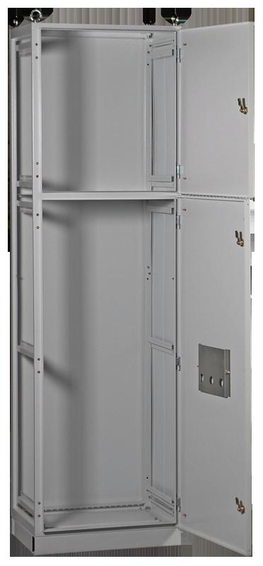 Шкаф напольный цельносварной ВРУ-2 20.45.45 IP54 TITAN