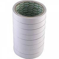 Скотч двухсторонний 4OFFICE 18 мм х 10 м на бумажной основе  Арт. 4-384