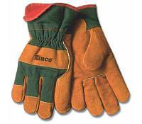 Чоловічі робочі рукавички з підкладкою, розмір XL