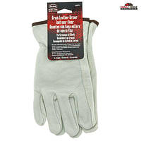 Мужские перчатки из мягкой кожи Boss, размер XL, фото 1