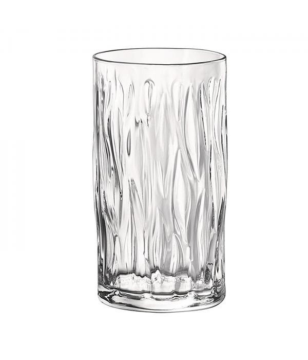 Стакан низкий BormioliRocco Wind Acqua 360мл d8 см h10,3 см стекло (580512 BR)