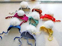 Шапки для собак мелких пород 6545 Размер S-M