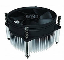 Кулер процессорный Cooler Master i30 (RH-I30-26PK-R1), Intel:1156/1155/1151/1150, 95x95x55, 3-pin