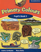 Primary Colours 5. Pupil's Book