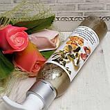 Шампунь для восстановления и увлажнения волос с кератином и аргановым маслом, фото 2