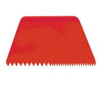Скребок Paderno кондитерський 21,6х12,8 см пластик (47621-08)
