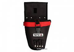Кобура поясна YATO для акумуляторної дрилі YT-7413