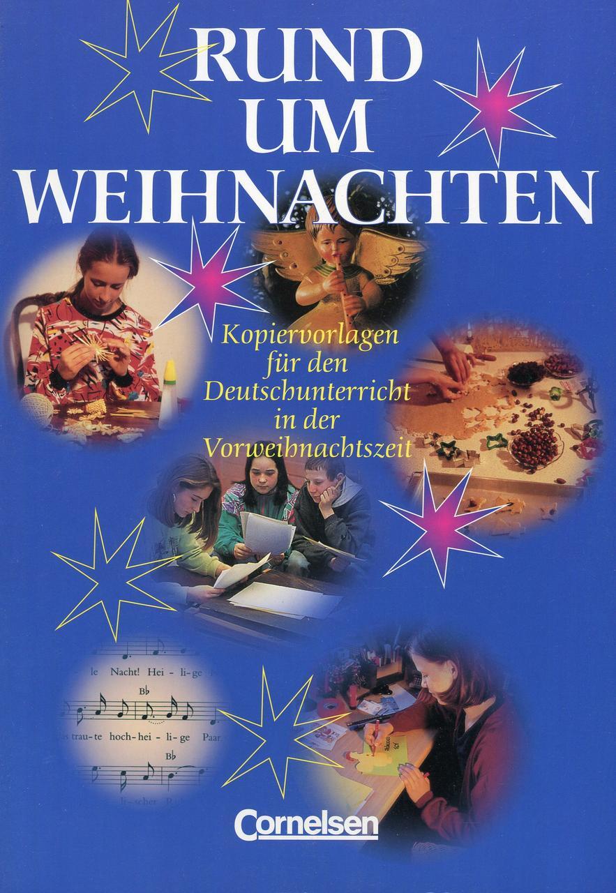 Rund um Weihnachten: Kopiervorlagen fue den Deutschunterricht id der Vorweihnachtszeit