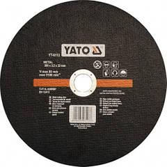 Диск отрезной по металлу YATO 300 х 32 х 3.2 мм YT-6113