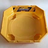 Набор Beyblade 7 в 1:  4 бейблейда + Арена Бейблейд + 2 пусковых устройства. Фирма  S3\SB, фото 9