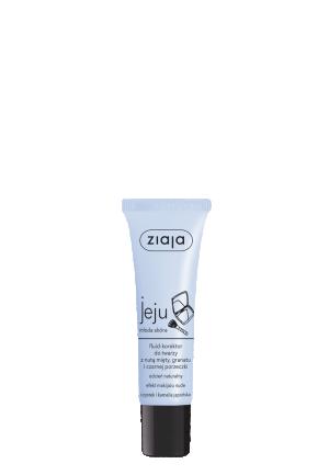 Флюид для кожи лица 30 мл, Jeju, Ziaja