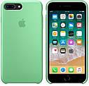 Чехол (Silicone Case) для iPhone 7 Plus / iPhone 8 Plus Green, фото 2