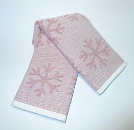 ТМ TAG Набор полотенец Снежинки (2 шт)