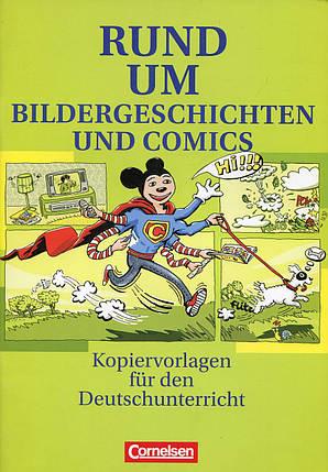 Rund um Bildergeschichten und Comics, фото 2