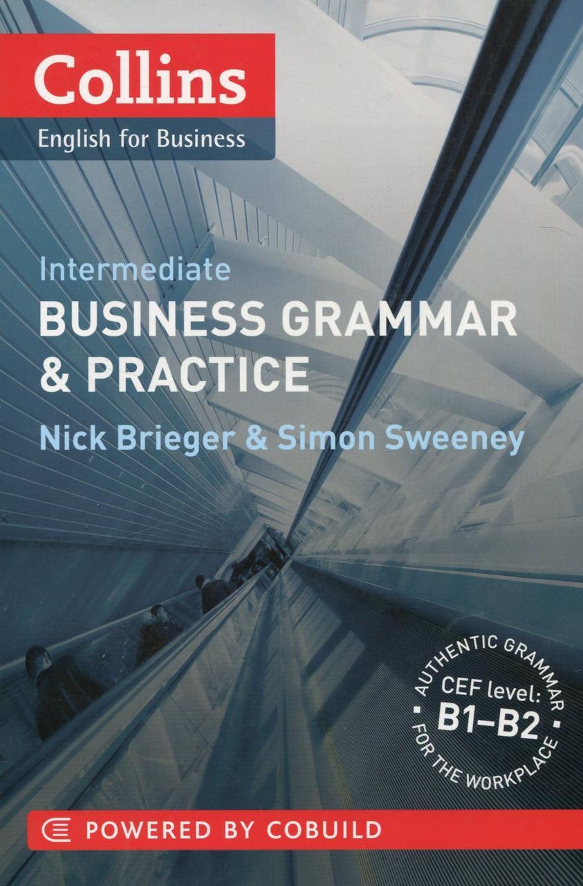 Business Grammar and Pracrice Intermediate