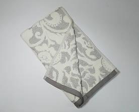 ТМ TAG Полотенце махровое Nanette серое
