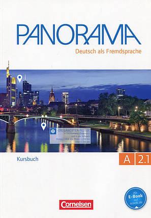 Panorama A2.1 Kursbuch, фото 2