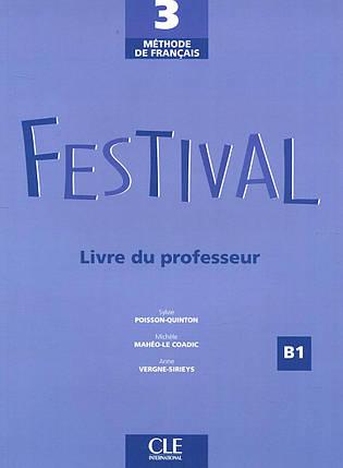 Festival 3 - Livre du professeur, фото 2