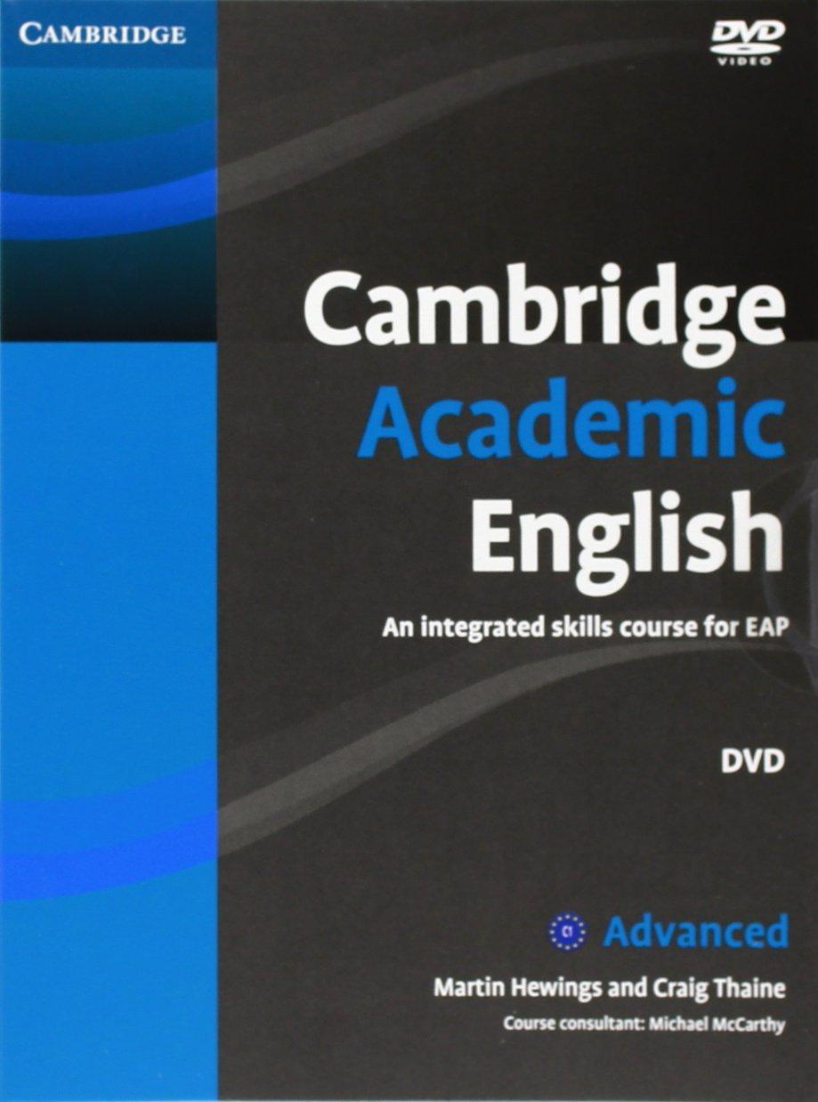 Cambridge Academic English C1 Advanced Class Audio CD and DVD Pack : An Integrated Skills Course for EAP