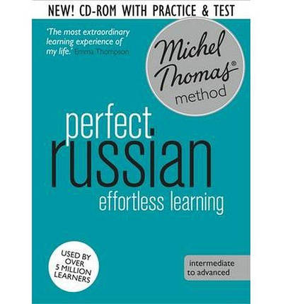 Perfect Russian. Learn Russian with the Michel Thomas Method (CD-Audio), фото 2