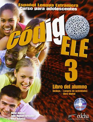Codigo Ele: Libro Del Alumno + Libro Digital B1 (+CD), фото 2
