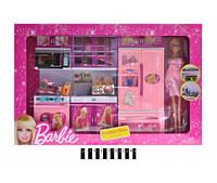 """Лялька """"BARBIE"""", з кухонним набором, X221O"""