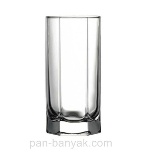 Набор стаканов высоких Pasabahce Tango 6 штук 290мл d6,3 см h13,5 см стекло (42942T/6)