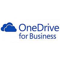 Офисное приложение Microsoft OneDrive for Business (Plan 2) 1 Year Corporate (bf1f6907_1Y)