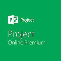Офисное приложение Microsoft Project Online Premium 1 Month(s) Corporate (d85c8762)