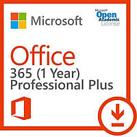 Офисное приложение Microsoft Office 365 ProPlus for faculty 1 Year Academic (35eb491f_1Y)