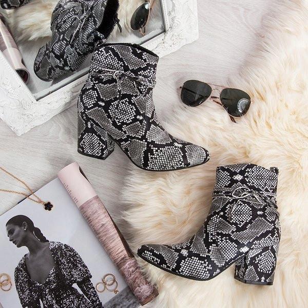 Женские ботинки Guillot