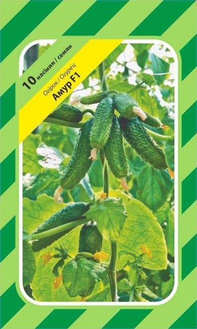 Огурец Амур F1 (АП) 10 семян