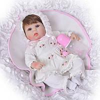 Кукла реборн 42 см девочка Алиса